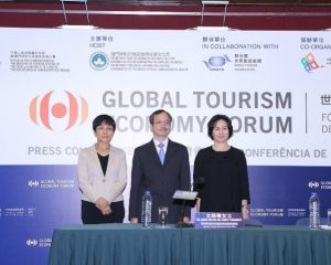 The Global Tourism Economy Forum - GTEF 2015