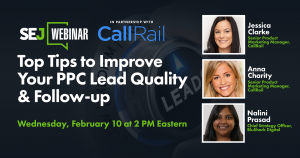 Top Tips to Improve Your PPC Lead Quality & Follow-up [Webinar]
